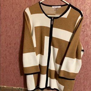 Allison Daley sweater